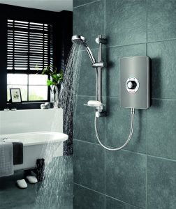 Triton Collection II 9.5 kW Electric Shower Used