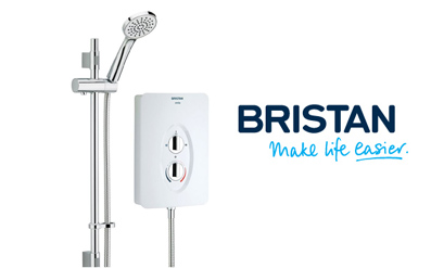 Bristan SM295 W Smile 9.5 kW Electric Shower Review